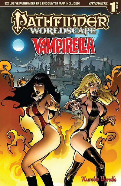 Pathfinder – Worldscape – Vampirella (2018)