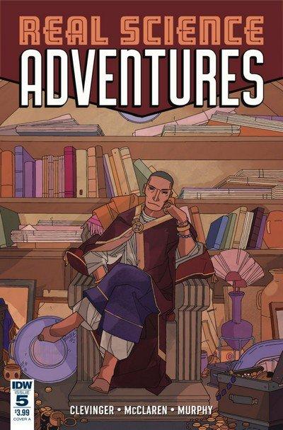 Real Science Adventures – The Nicodemus Job #5 (2018)