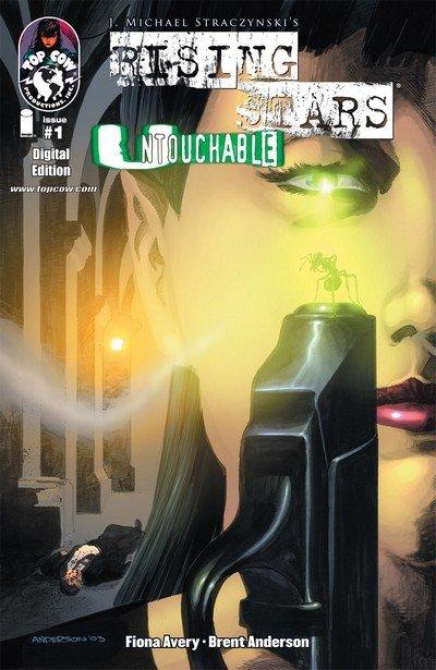 Rising Stars – Untouchable #1 – 5 (2006)