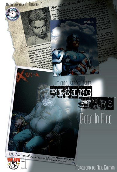 Rising Stars Vol. 1 – 3 (TPB) (2005-2009)