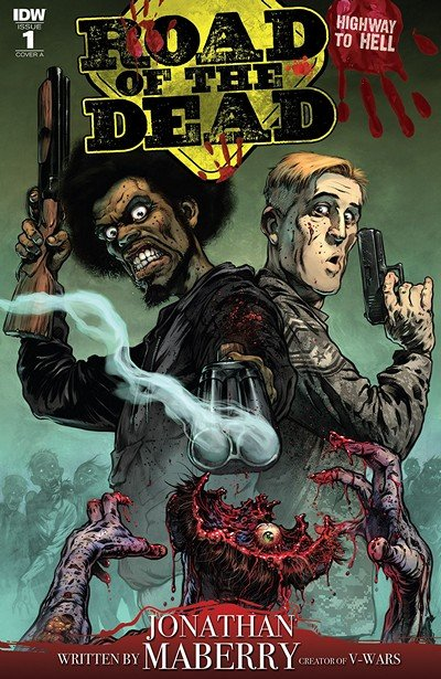 Road Of The Dead – Highway To Hell #1 (2018)