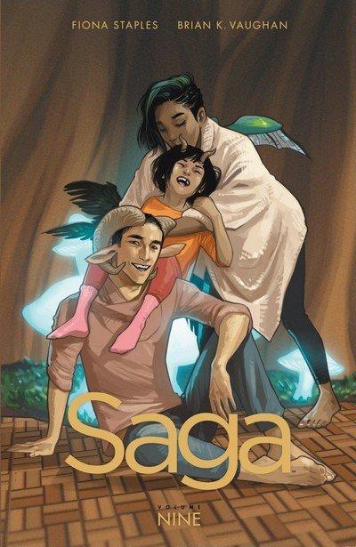 Saga Vol. 9 (TPB) (2018)