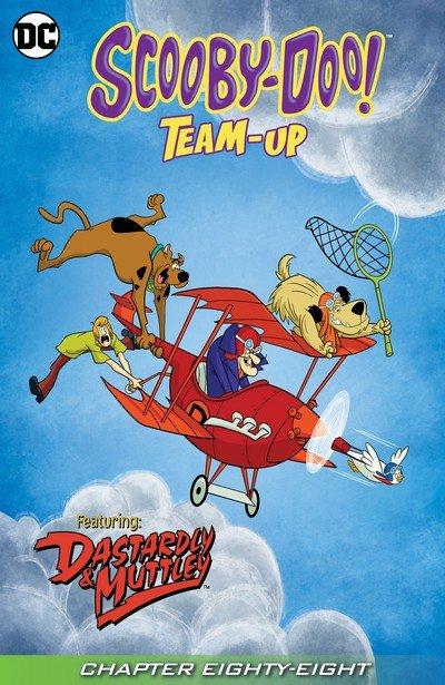 Scooby-Doo Team-Up #88 (2018)