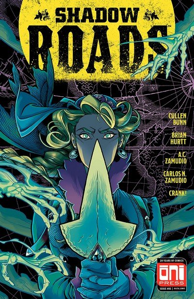 Shadow Roads #5 (2018)