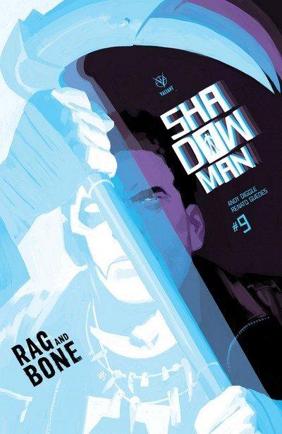 Shadowman #9 (2018)
