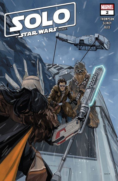 Solo – A Star Wars Story Adaptation #2 (2018)