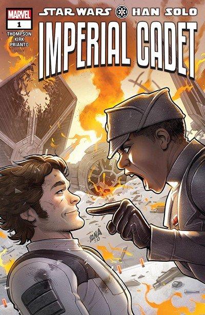 Star Wars – Han Solo – Imperial Cadet #1 (2018)