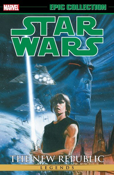 Star Wars Legends Epic Collection – The New Republic Vol. 4 (2018)