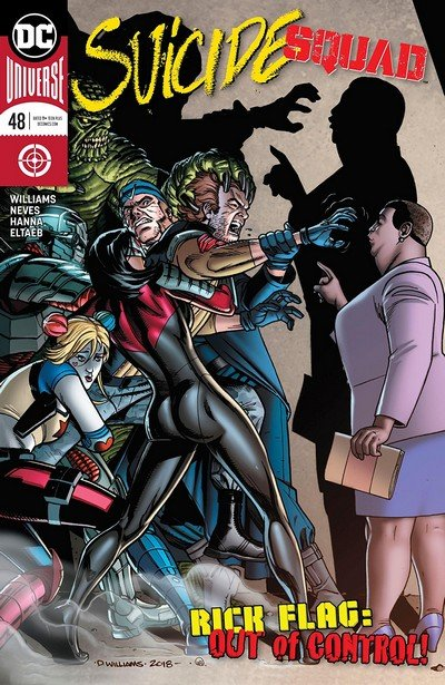 Suicide Squad #48 (2018)