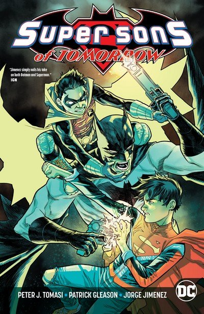 Super Sons of Tomorrow (TPB) (2018)