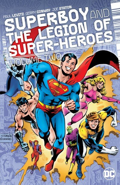Superboy and the Legion of Super-Heroes Vol. 2 (TPB) (2018)