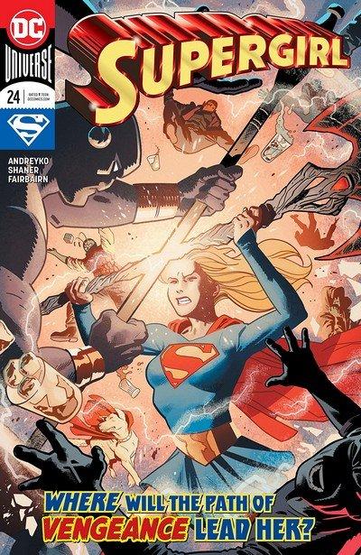 Supergirl #24 (2018)