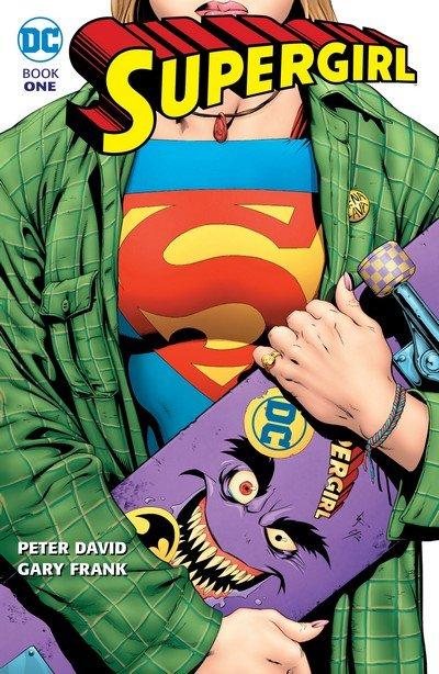 Supergirl Book 1 – 4 (2016-2018)