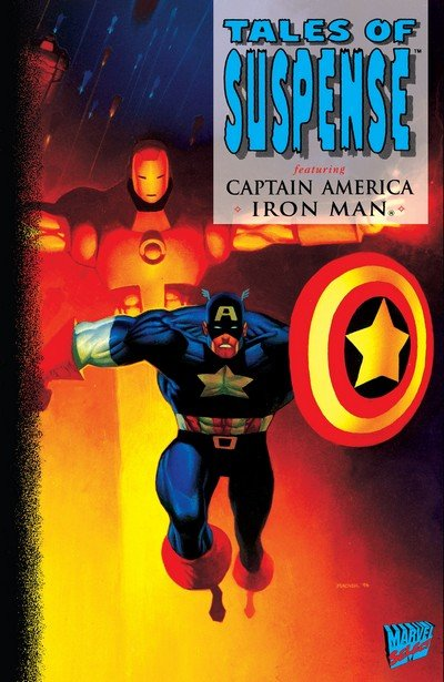 Tales of Suspense Vol. 2 #1 (1995) (One-Shot)
