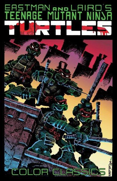 Teenage Mutant Ninja Turtles – Color Classics Vol. 1 (TPB) (2018)