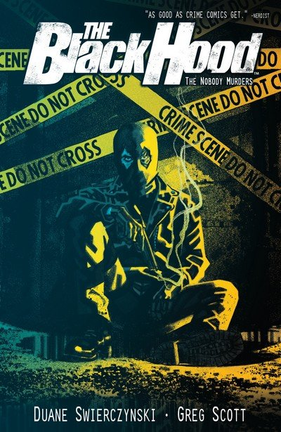 The Black Hood Vol. 3 (TPB) (2018)