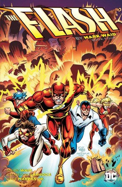 The Flash by Mark Waid Book 4 (2018)