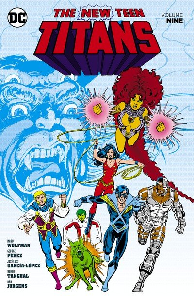 The New Teen Titans Vol. 9 (TPB) (2018)
