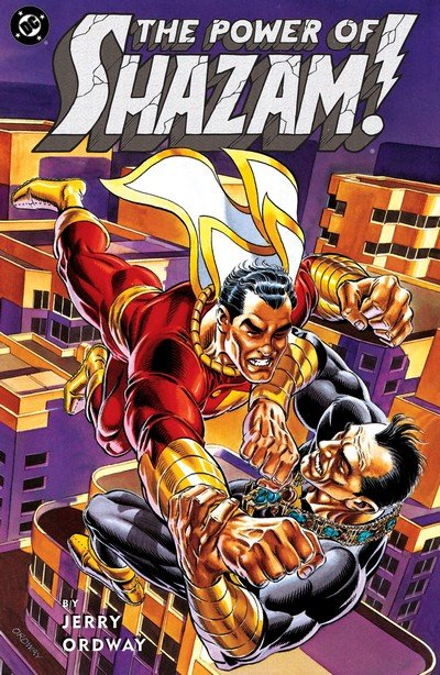 The Power of Shazam! (TPB) (1994)