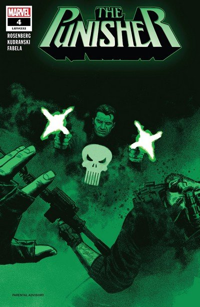 The Punisher #4 (2018)