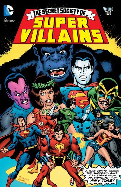 The Secret Society of Super Villains Vol. 2 (TPB) (2012)