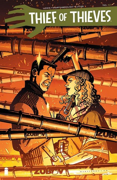 Thief Of Thieves #42 (2018)