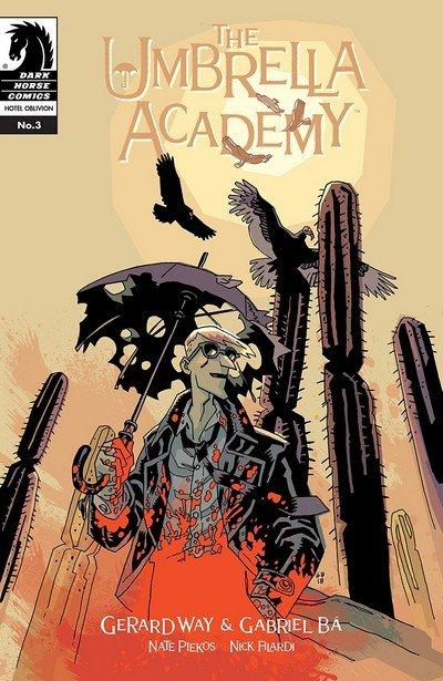 Umbrella Academy – Hotel Oblivion #3 (2018)