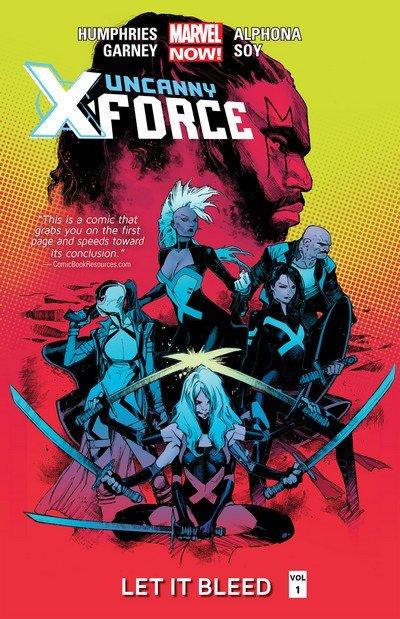 Uncanny X-Force Vol. 2 TPBs – Vol. 1 – 3 (2013-2014)