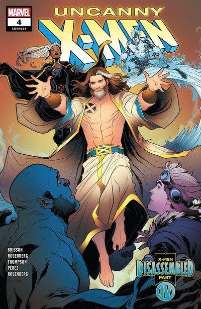 Uncanny X-Men #4 (2018)