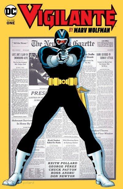 Vigilante by Marv Wolfman Vol. 1 (TPB) (2017)