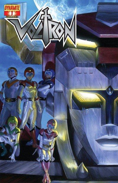 Voltron #1 – 12 (2012-2013)