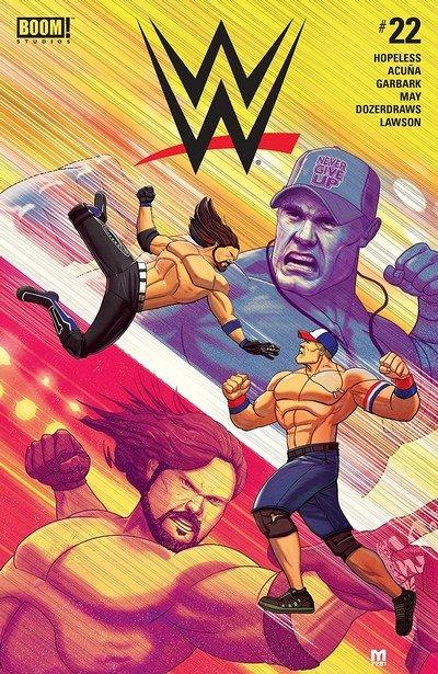 WWE #22 (2018)