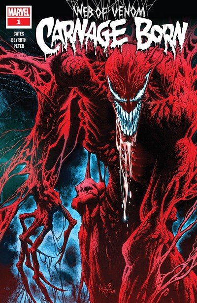 Web Of Venom – Carnage Born #1 (2018)