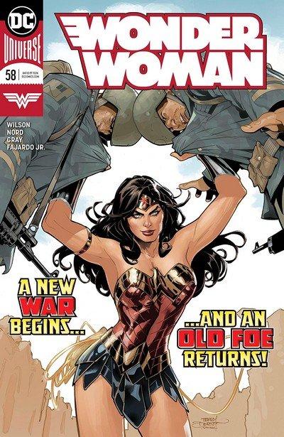 Wonder Woman #58 (2018)