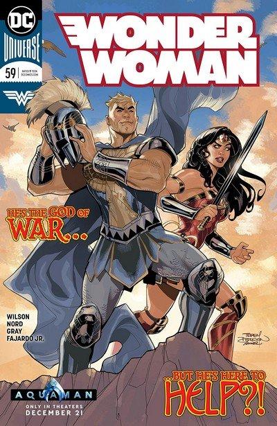Wonder Woman #59 (2018)