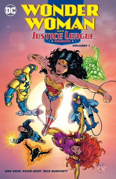Wonder Woman and the Justice League America Vol. 1 – 2 (TPB) (2017-2018)