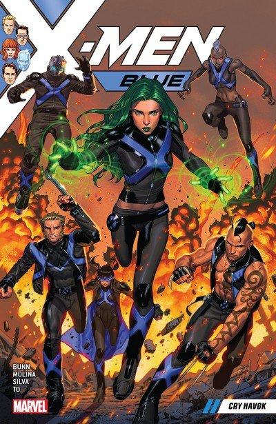 X-Men Blue Vol. 4 – Cry Havok (TPB) (2018)