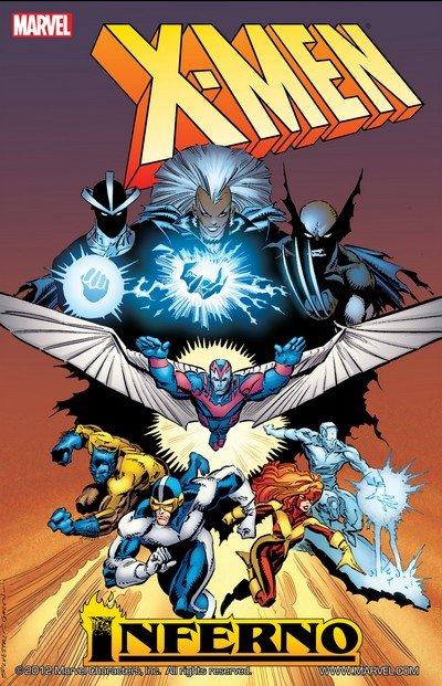 X-Men – Inferno (TPB) (2009)