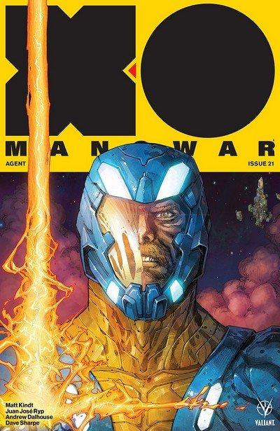 X-O Manowar #21 (2018)