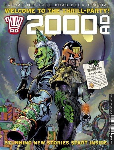 2000AD #2111 (2018)