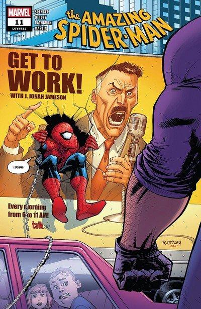 Amazing Spider-Man #11 (2018)