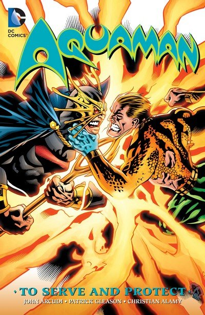 Aquaman – To Serve and Protect (TPB) (2016)
