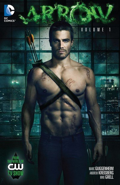 Arrow Vol. 1 – 2 (TPB) (2013-2014)