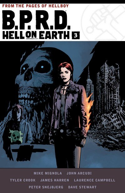 B.P.R.D. – Hell on Earth Omnibus Book 3 (2018)