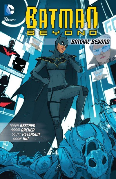 Batman Beyond – Batgirl Beyond (TPB) (2014)