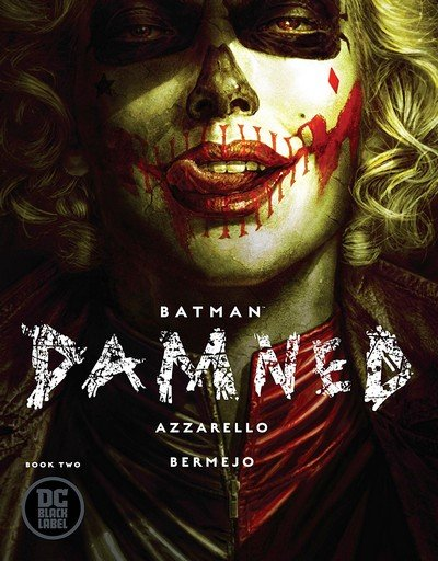 Batman – Damned #2 (2018)