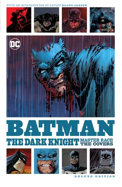 Batman – The Dark Knight – Master Race – The Covers Deluxe Edition (2017)