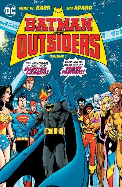 Batman and the Outsiders Vol. 1 – 3 (TPB) (2017-2019)
