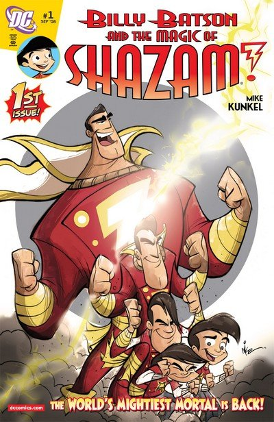 Billy Batson and the Magic of SHAZAM #1 – 21 (2008-2010)