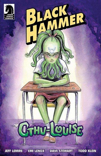 Black Hammer – Cthu-Louise #1 (2018)